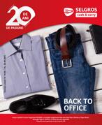 Minicatalog Back to office