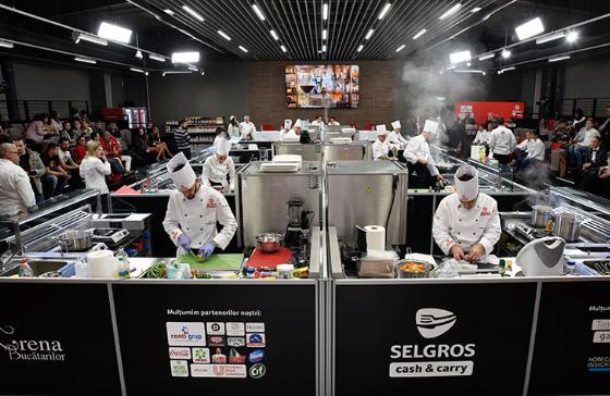 Concursul Arena Bucătarilor