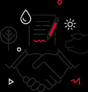 Parteneriat cu furnizorii