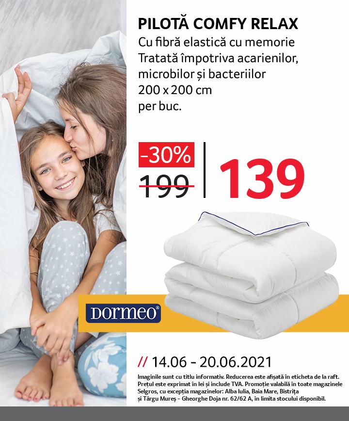 Pilota Comfy Relax