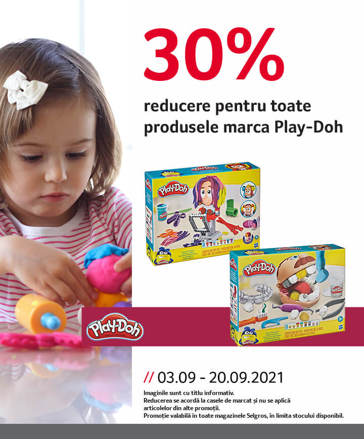reducere Play Doh