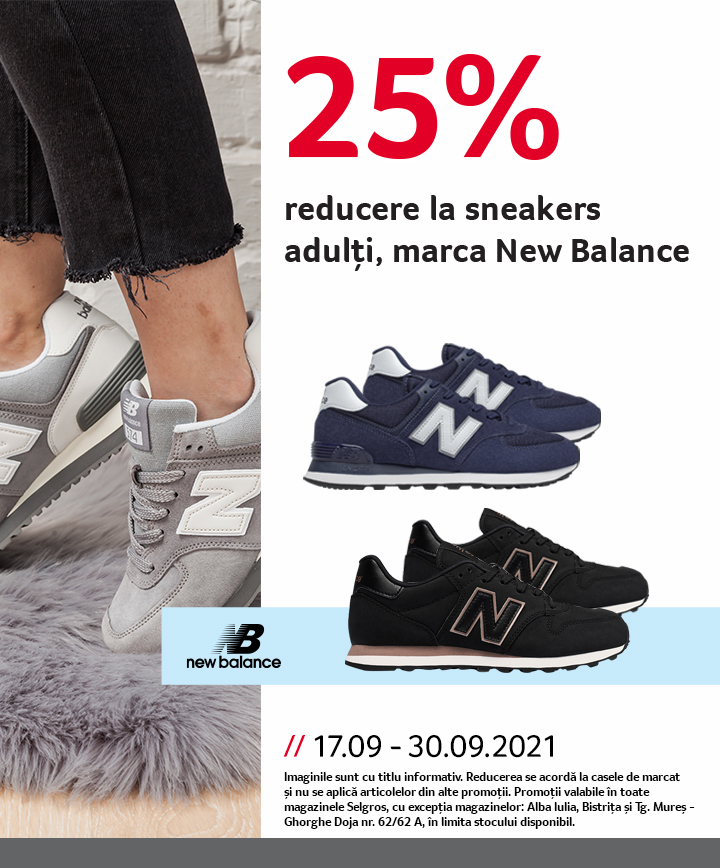 Reducere New Balance