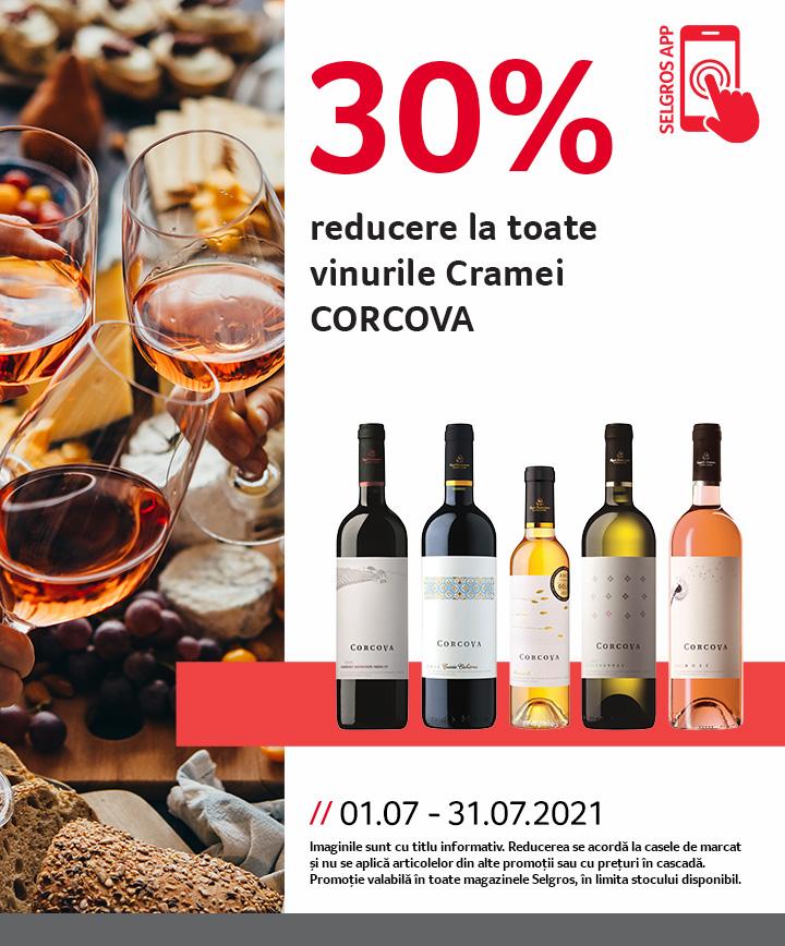 Vinuri Corcova