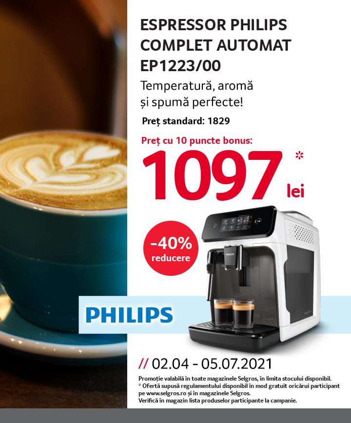 Espressor Philips