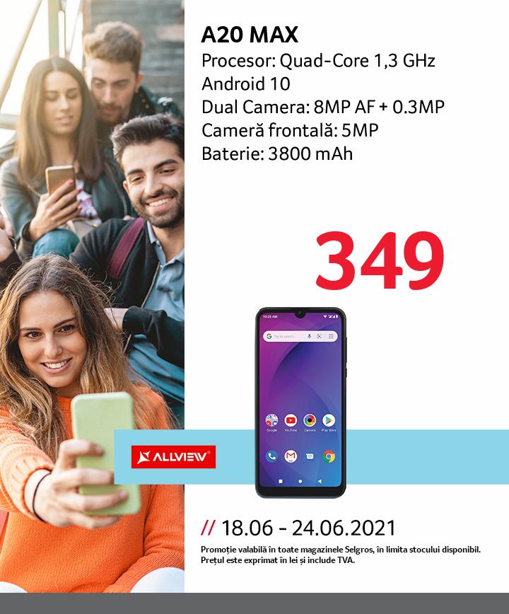 Telefon Allview A20 Max