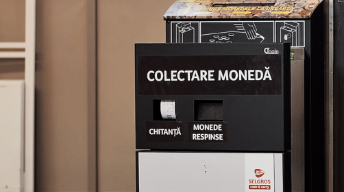 CTCoin - Automatul de colectare monede, acum și în magazinele Selgros